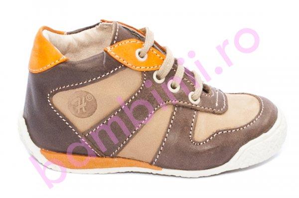 Pantofi copii sport hokide 300 maro 18-24