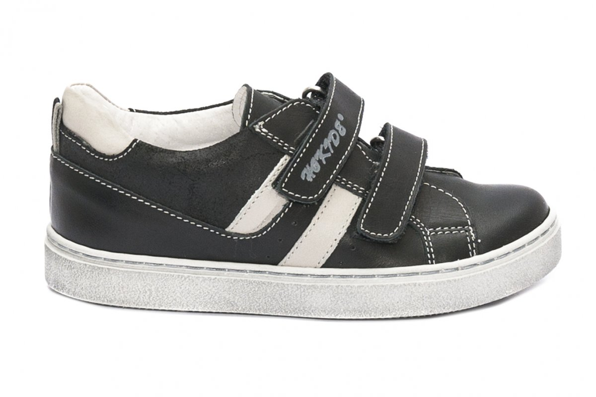 Pantofi copii sport hokide 316 negru gri 26-35