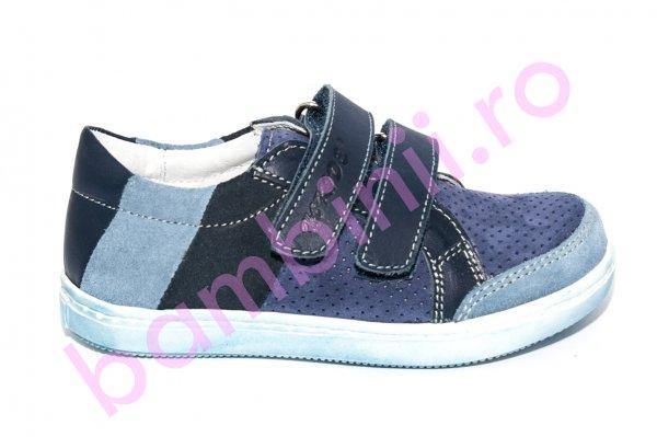 Pantofi copii sport hokide 388 albastru blu 26-35