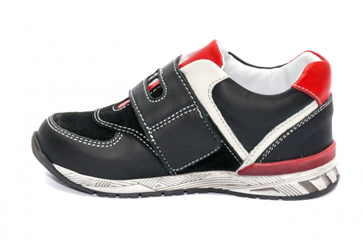 Pantofi copii sport hokide 395 negru 19-25