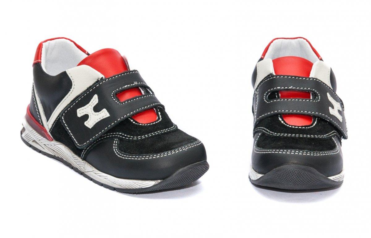Pantofi copii sport hokide 395 negru 26-30