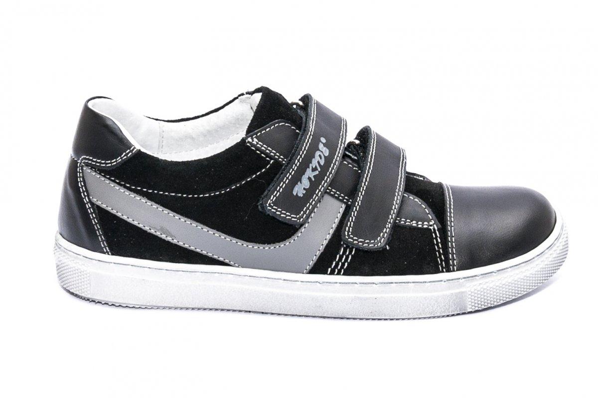Pantofi copii sport hokide 398 negru 26-37