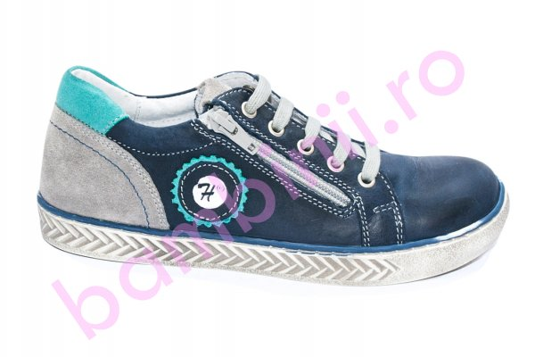 Pantofi copii sport hokide 400 blumarin turcoaz 26-37