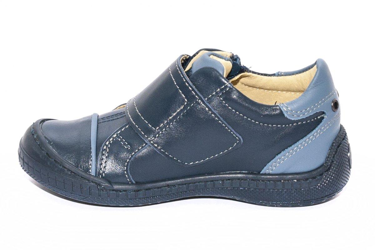 Pantofi copii sport pj shoes Goal blu 27-37