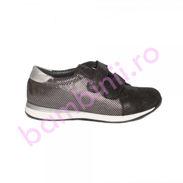 Pantofi copii sport pj shoes Skate negru 27-36