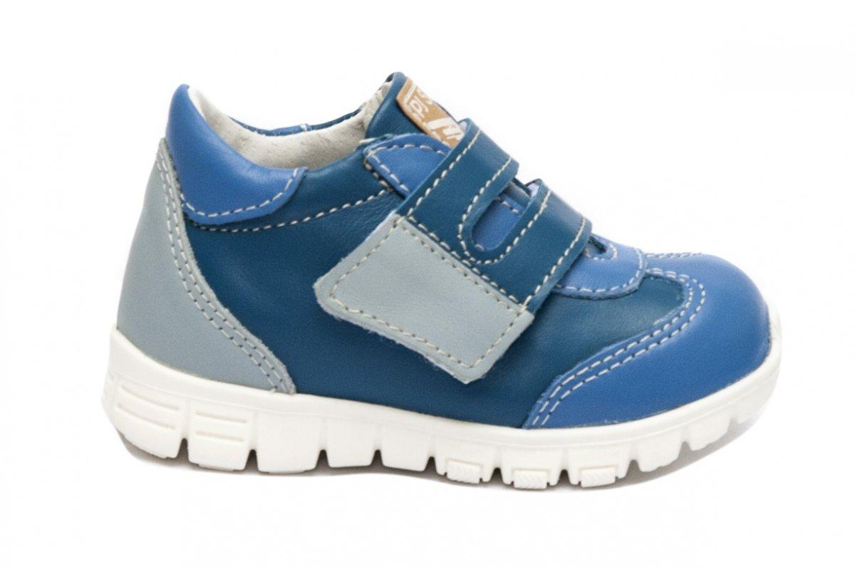 Pantofi copii sport pj shoes Tokyo albastru 18-26