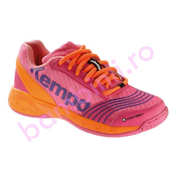 Pantofi copii sport sala Kempa Attack Jr 2017 roz 28-39