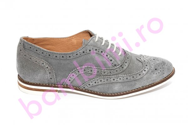 Pantofi dama Husp Puppies 217 gri 36-41