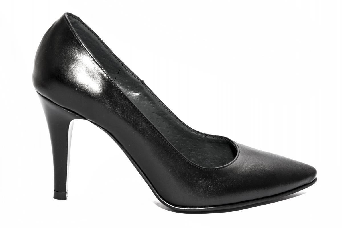Pantofi dama cu toc stileto 004 rosu 34-41