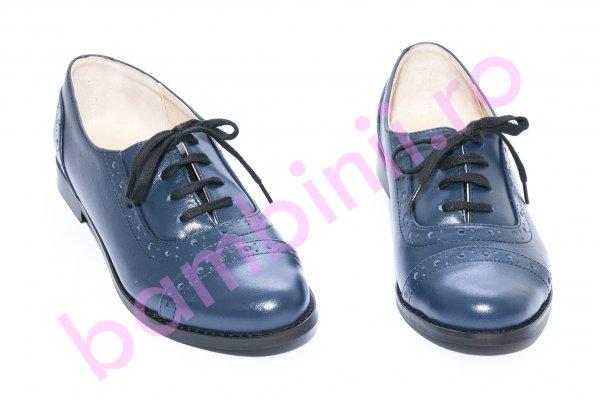 Pantofi dama piele 26S1 blumarin 34-41