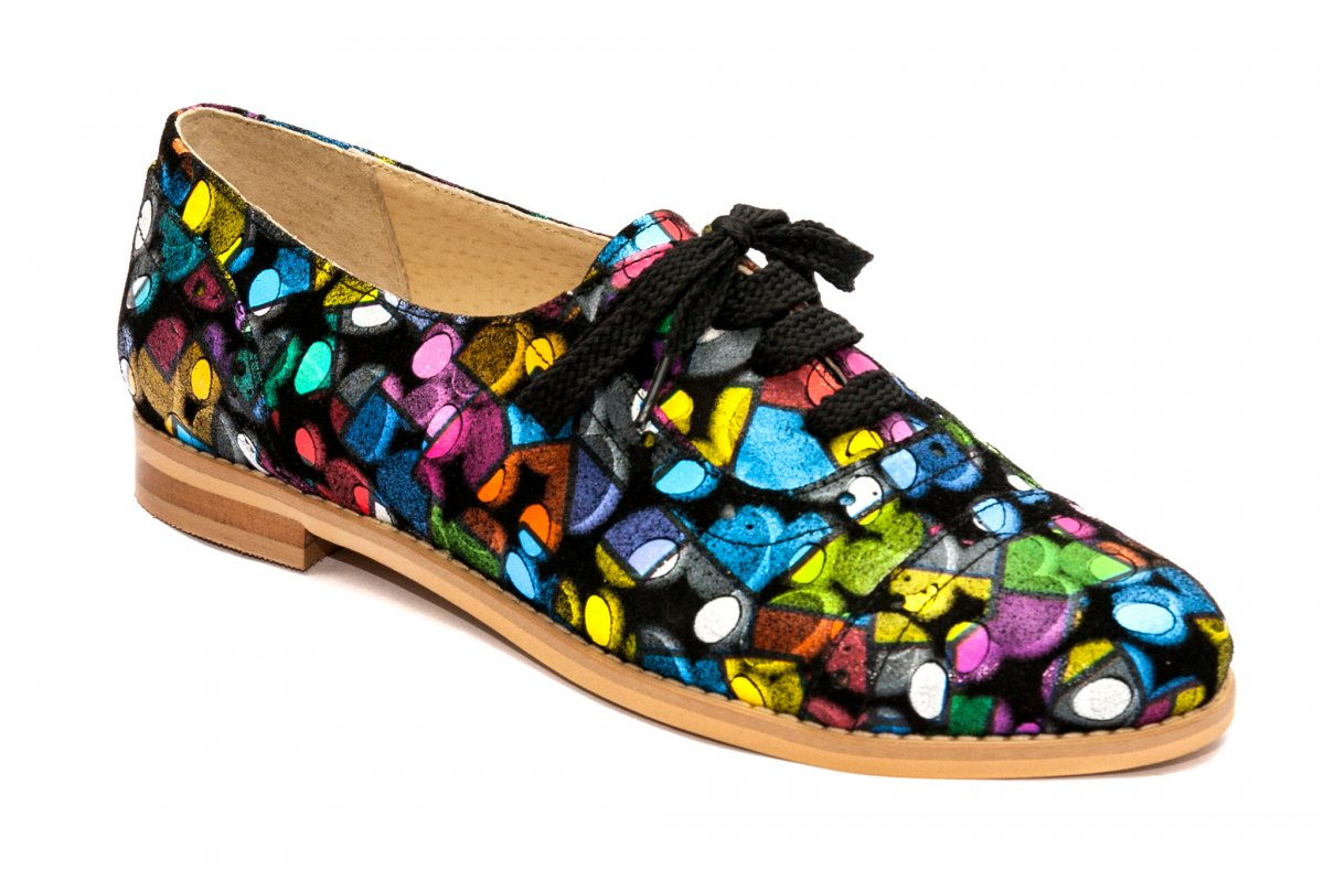 Pantofi dama piele naturala 026s1 pazel 34-41