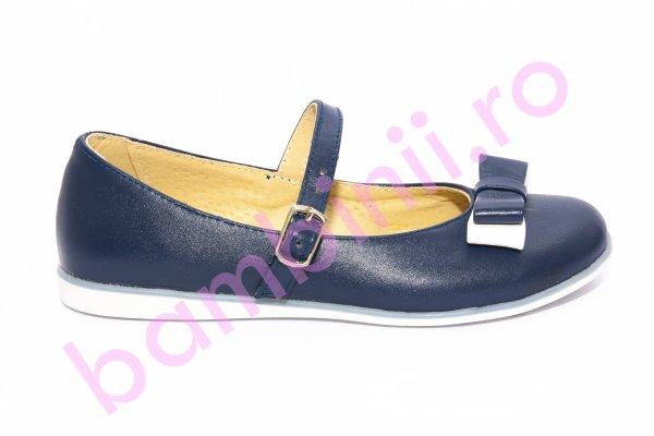 Pantofi fete 1326 albastru new 26-36