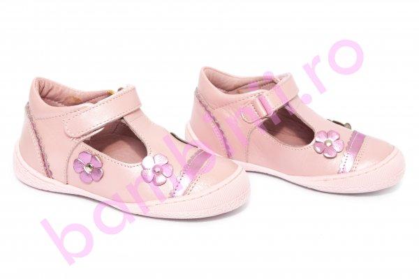 Pantofi fete Pj Shoes Star roz 20-26
