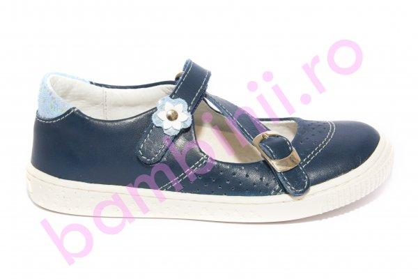 Pantofi fete hokide 381 albastru 26-36