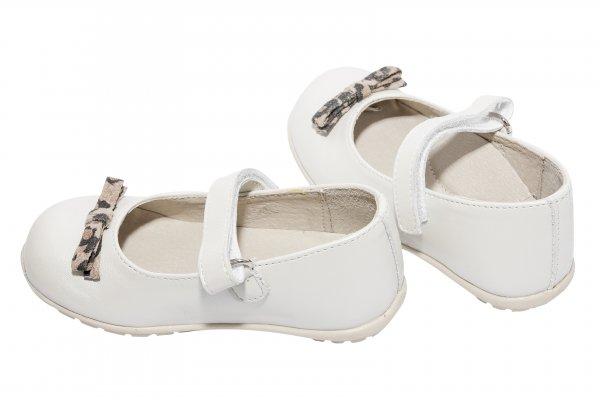 Pantofi fete pj shoes Candy bej 20-26