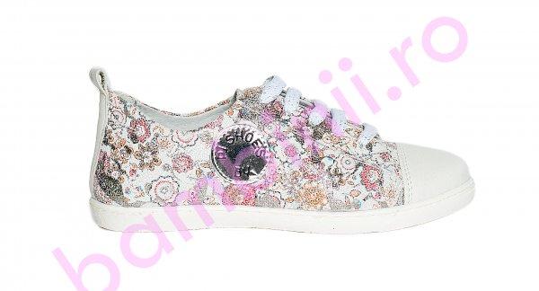 Pantofi fete pj shoes Tag flori 27-36