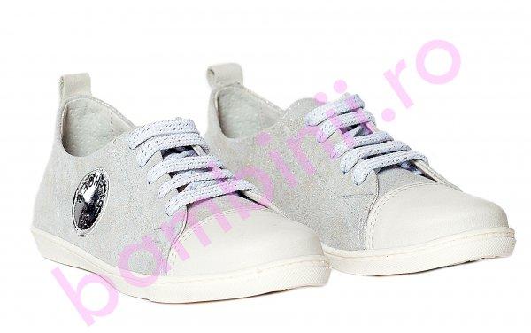 Pantofi fete pj shoes Tag golden 27-36