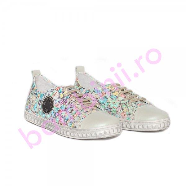 Pantofi fete pj shoes Tag multicolor 27-36