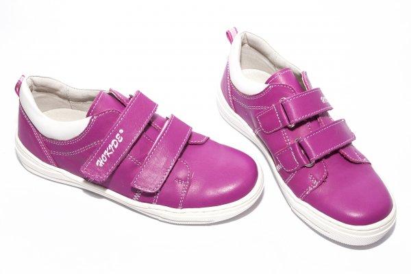 Pantofi fete sport hokide 353 fuxia 26-35