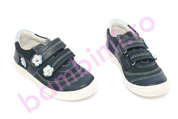 Pantofi fete sport hokide 375 blu 26-35