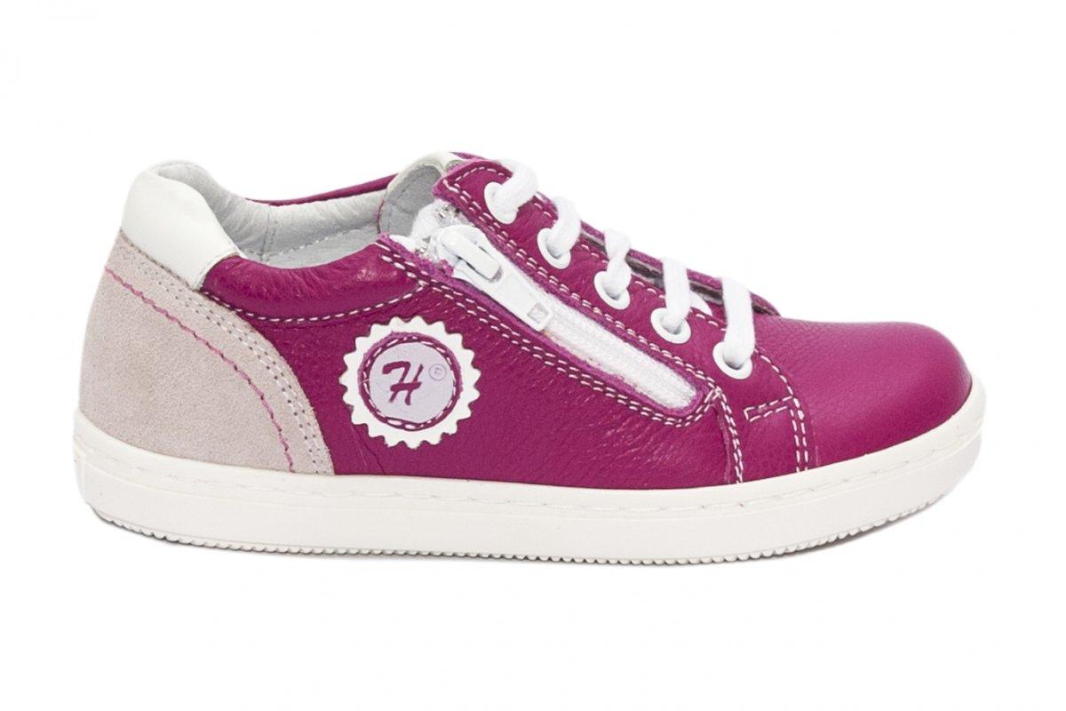 Pantofi fete sport hokide 400 fuxia 26-37
