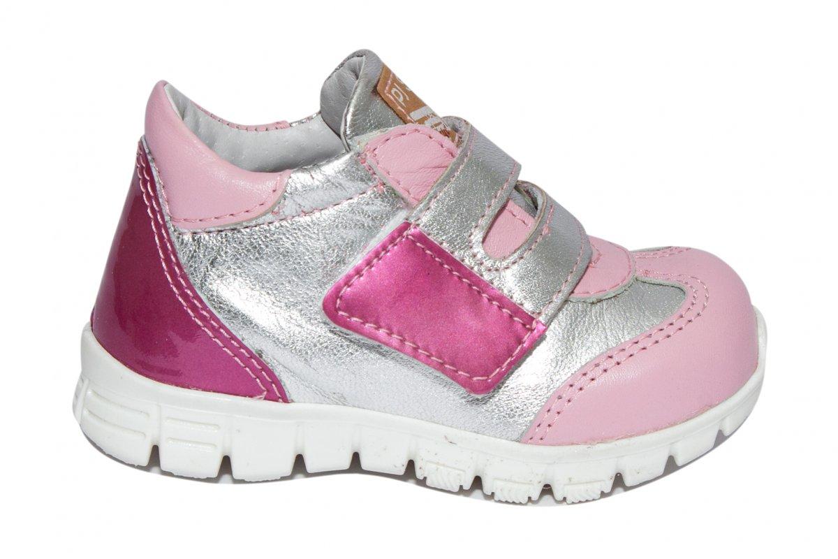 Pantofi fete sport pj shoes Tokyo roz 18-26