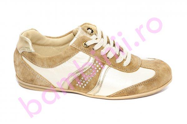 Pantofi fete sport pj shoes nina bej 31-38