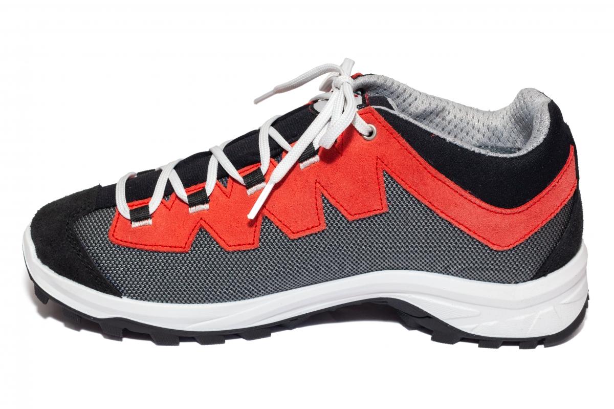 Pantofi impermeabili Ibex Rx Tex gri rosu 36-45