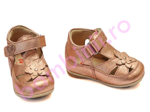 Pantofi copii Pj Shoes Mara magneziu