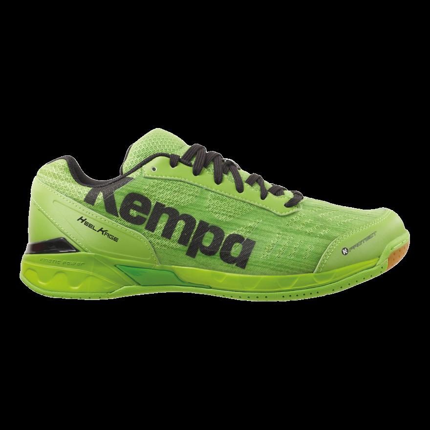 Pantofi sport Kempa Attack Two 2017 verde 40-50