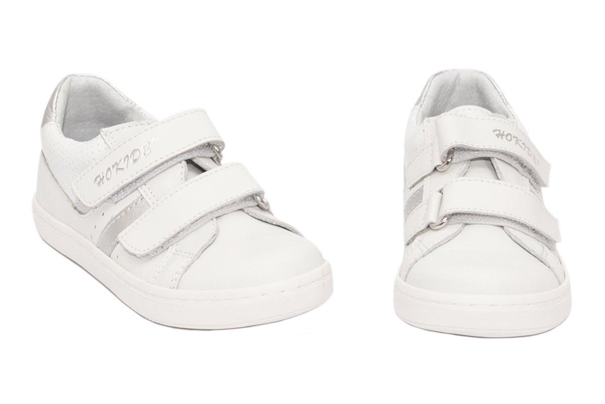 Pantofi sport copii hokide 316 alb 26-35
