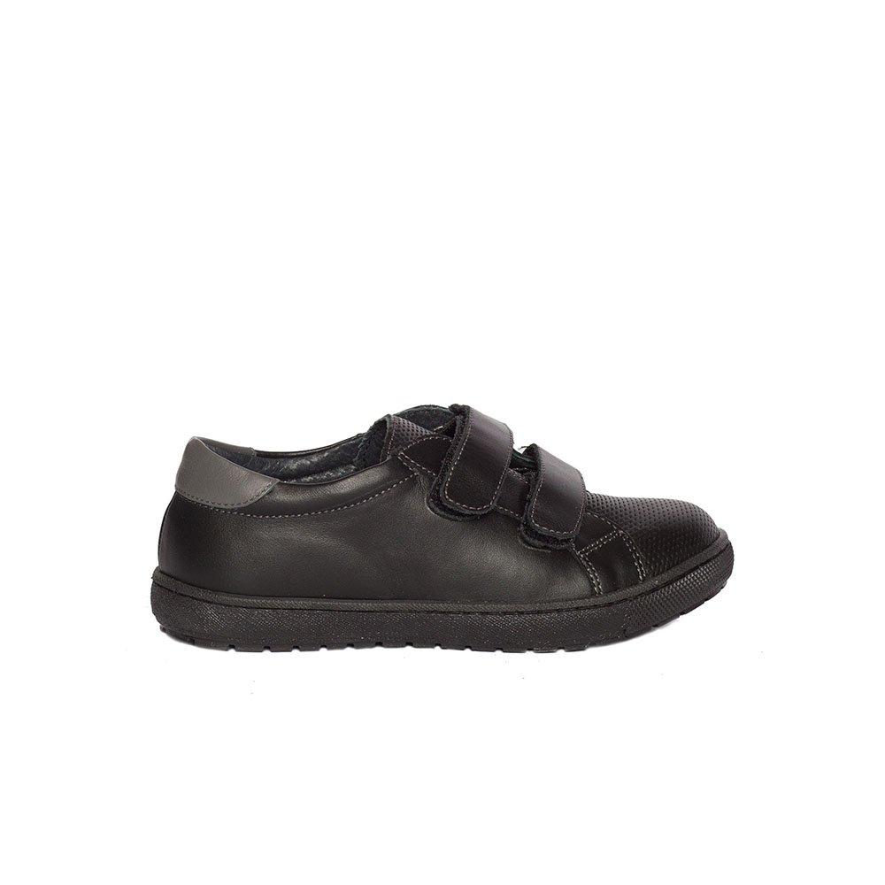 Pantofi sport copii pj shoes Skate negru box 27-36