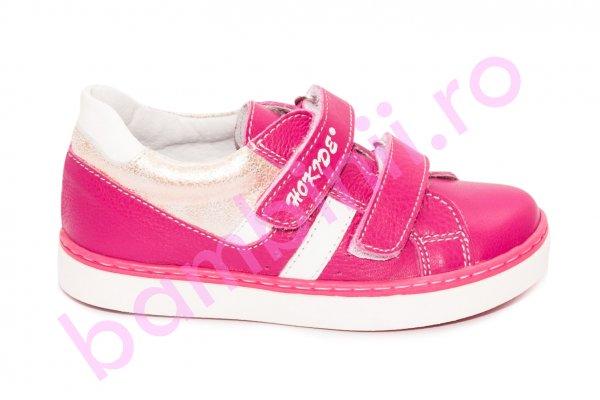 Pantofi sport fete hokide 316 fuxia 26-30