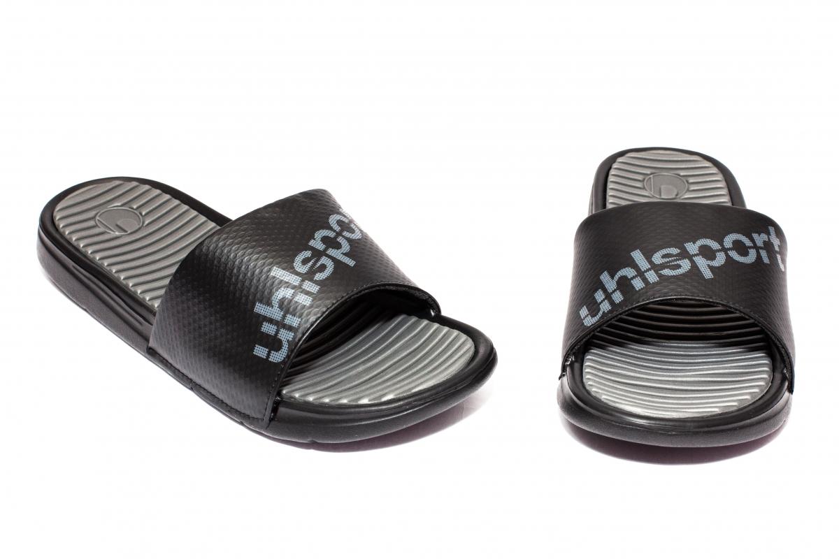 Papuci Uhlsport negru 36-47