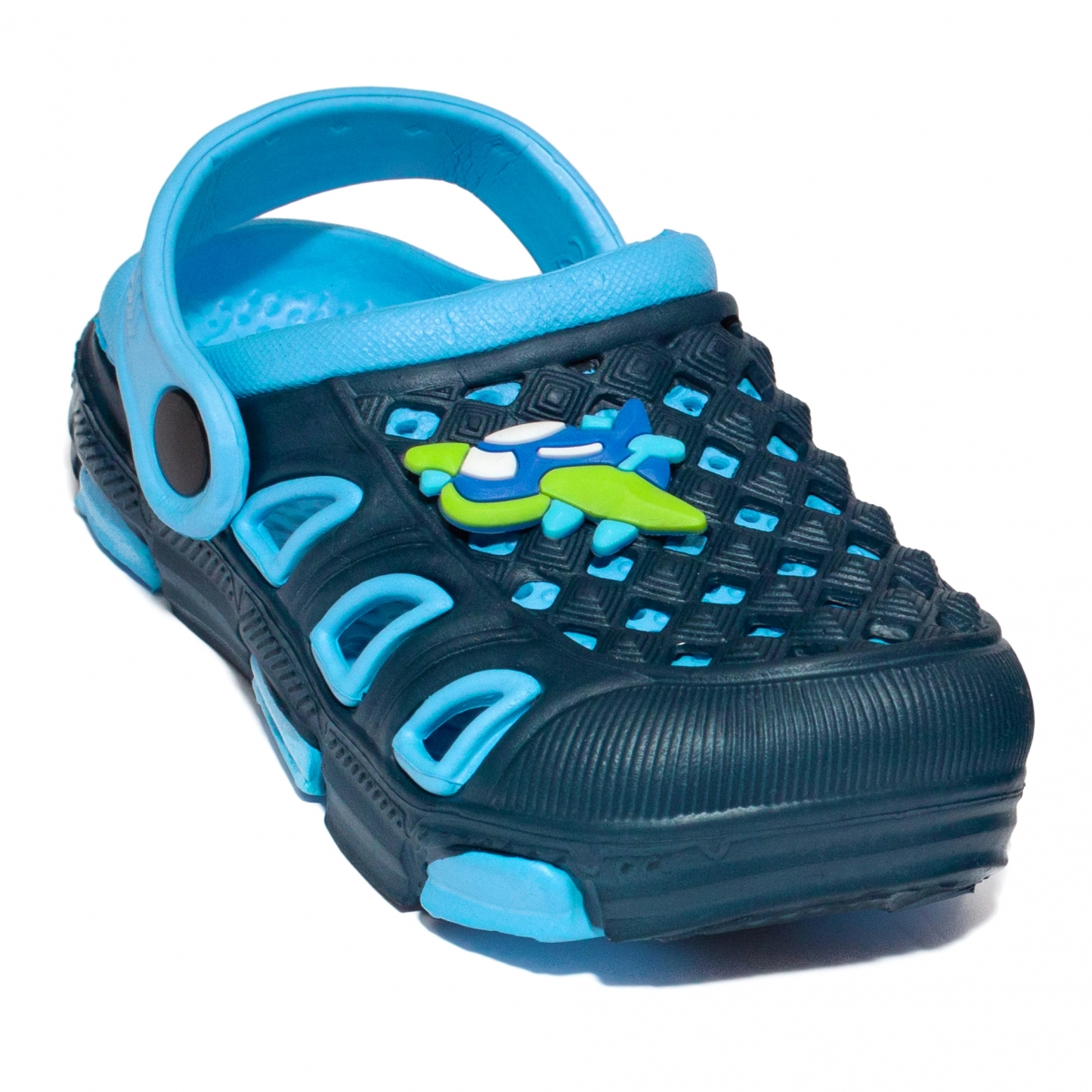 Papuci fete de plaja crocs 5668 mov fuxia 18-35