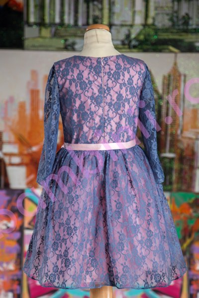 Rochii fete Purple Lace 137.01 mov