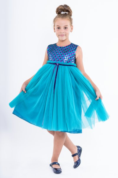 Rochii fete elegante Ballerina Disco 3-12ani