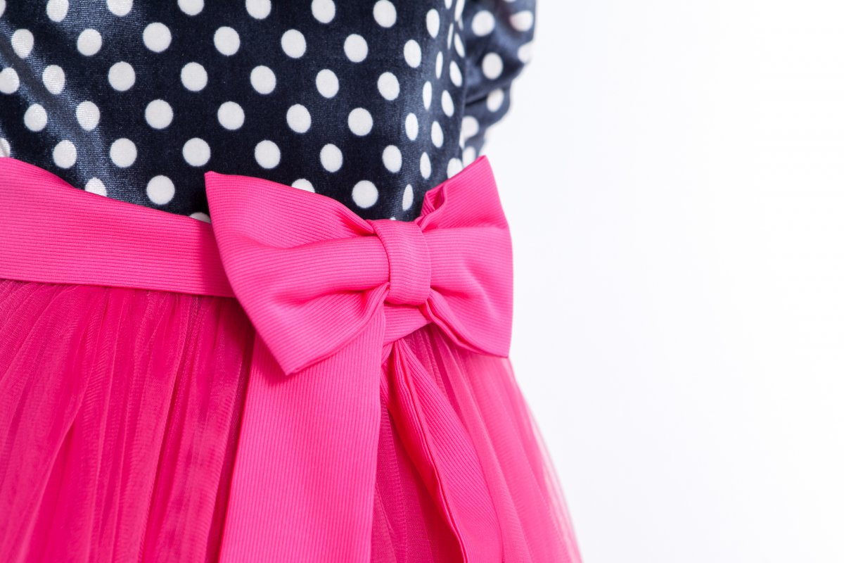 Rochii fete hey princess 111.34 roz bluline 3luni-12ani