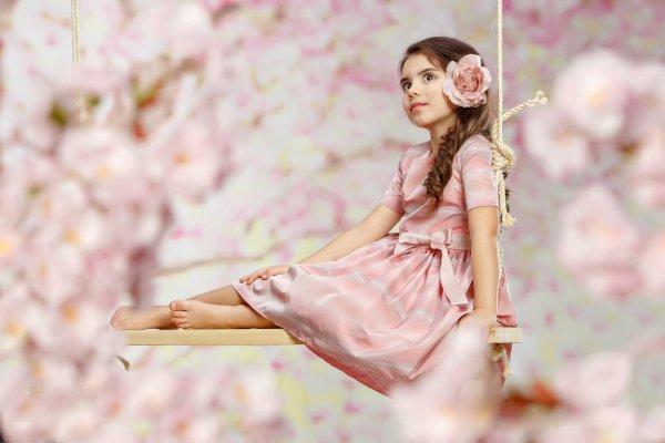 Rochita fete hey princess Antique 02 19 rose 3-6ani
