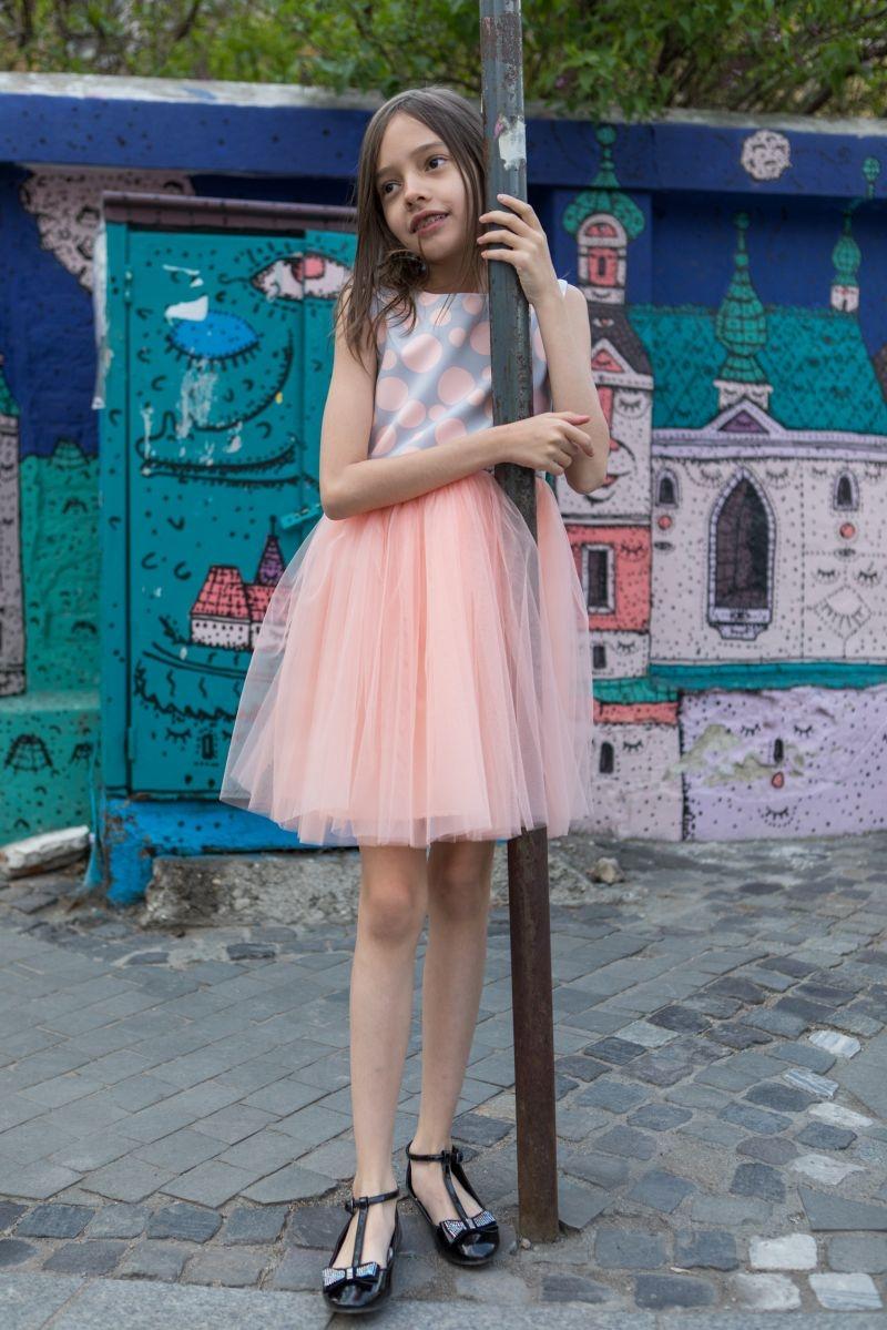 Rochite fete hey princess 215.05 roz 1-12ani