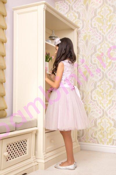 Rochite fete hey princess 216.01 lila 3luni-12ani