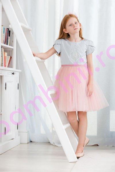 Rochite fetite hey princess 111.23 roz 3luni-12ani