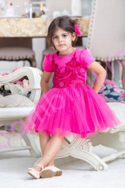 Rochite fetite hey princess 111.24 roz 3luni-12ani