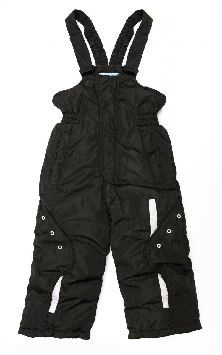 Salopete ski copii 8089 negru 70-104cm