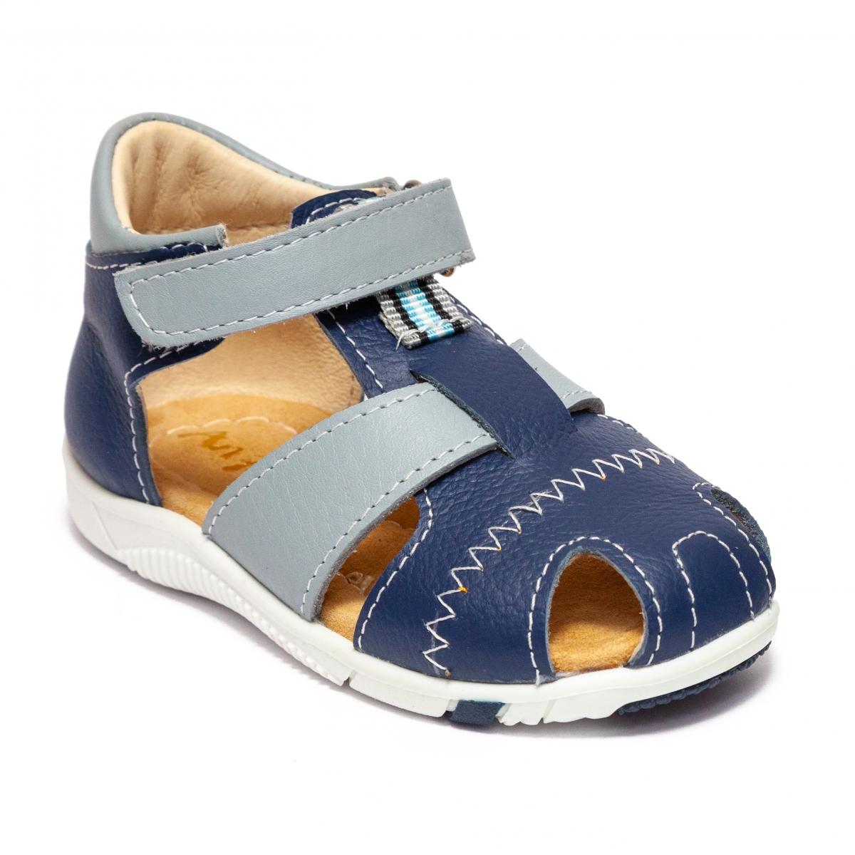 Sandale baieti Angel albastru 18-25