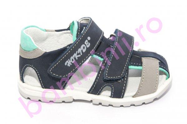 Sandale baieti hokide picior lat 357 blu 22-27