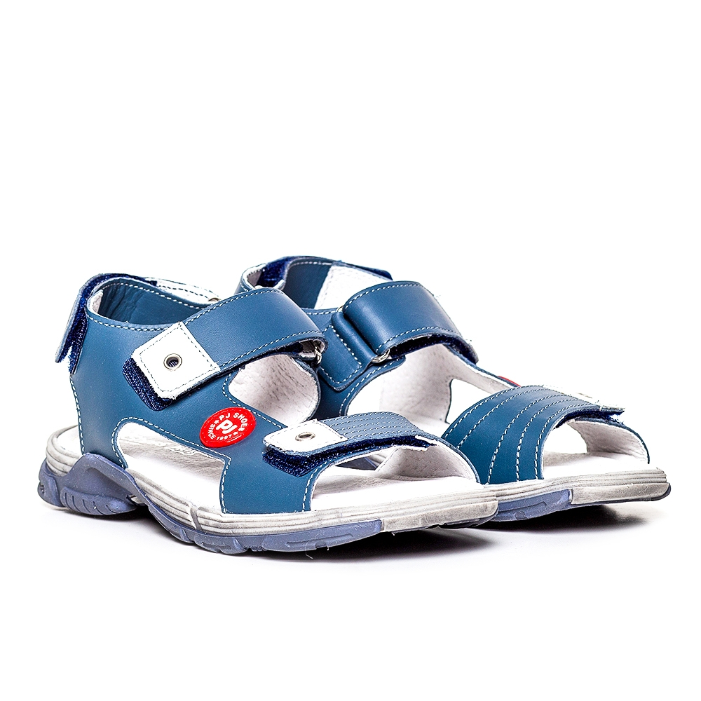 Sandale baieti pj shoes Roy blumarin 27-36