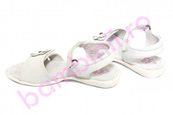 Sandale copii 1424 alb