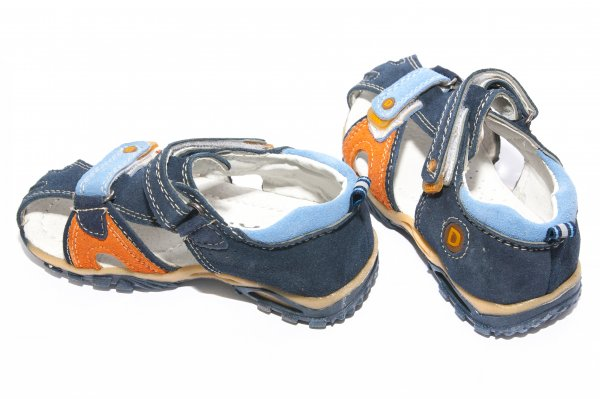 Sandale copii 149 albastru 19-35