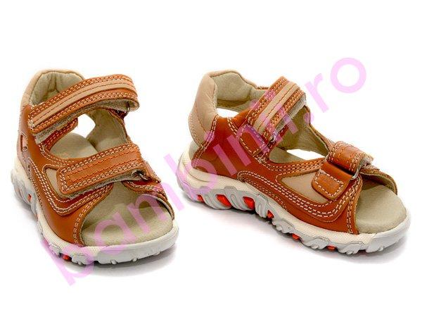 Sandale copii 178 portocaliu
